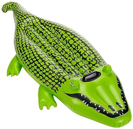 Fashy - Flotador con forma de cocodrilo