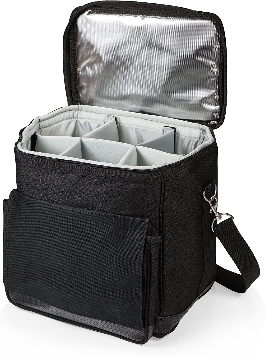 LEGACY - a Picnic Time Brand Cellar Insulated Six Bottle Wine Tote