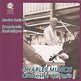 ベルリオーズ : 幻想交響曲 Op.14a (Hector Berlioz : Symphonie fantastique / Charles Munch | Orchestre de Paris) [CD]