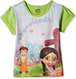 Chhota Bheem Girls' T-Shirt