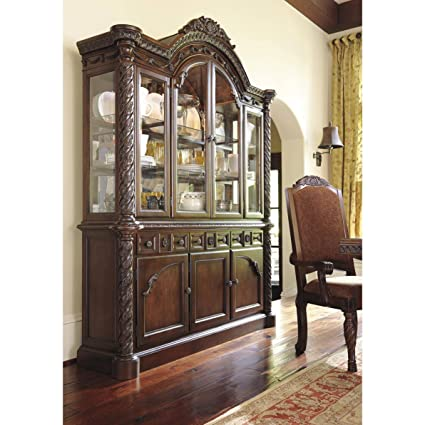 Amazon Com Signature Design By Ashley North Shore Dining Room