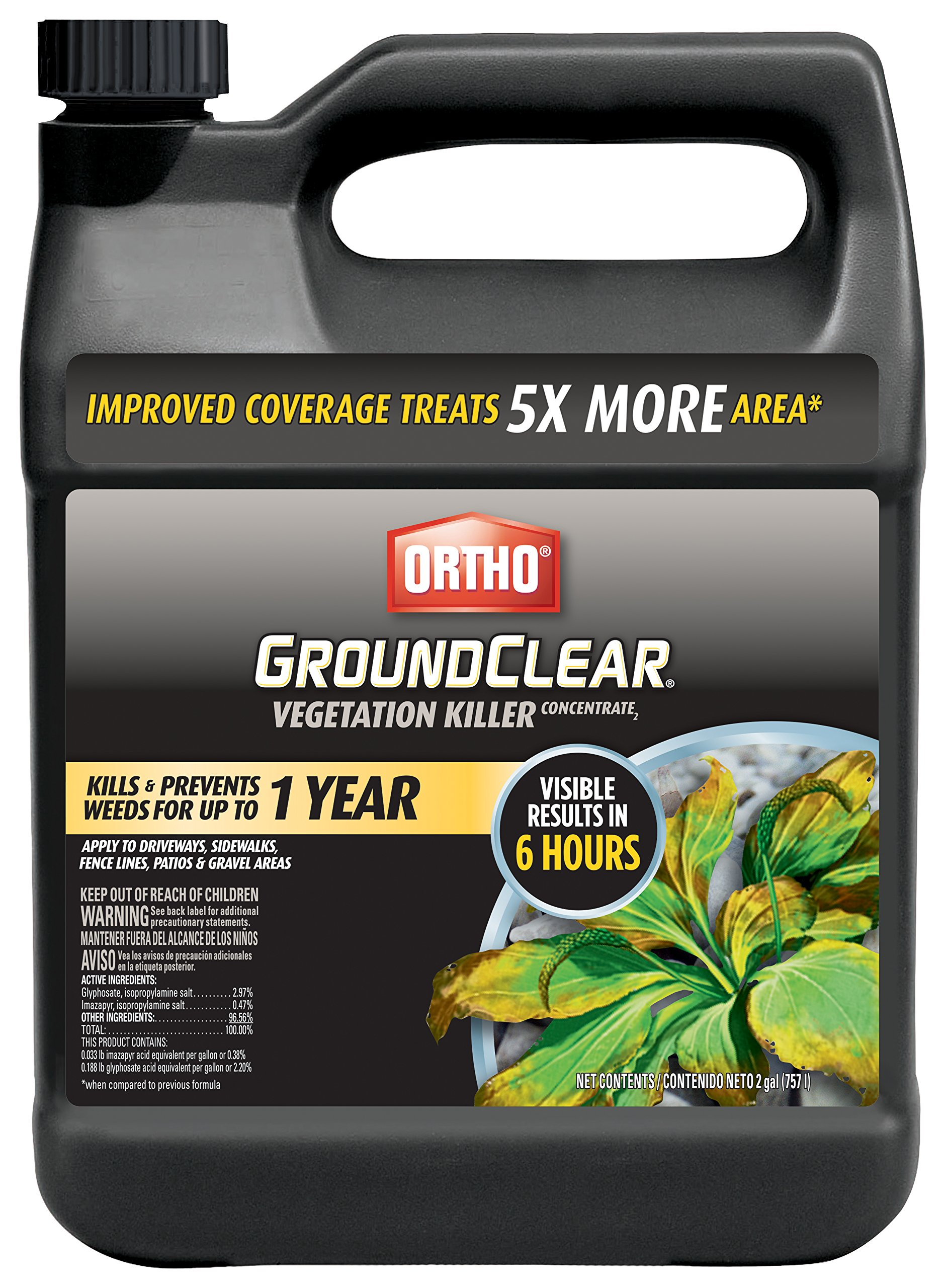 Ortho GroundClear Vegetation Killer Concentrate 2 GAL