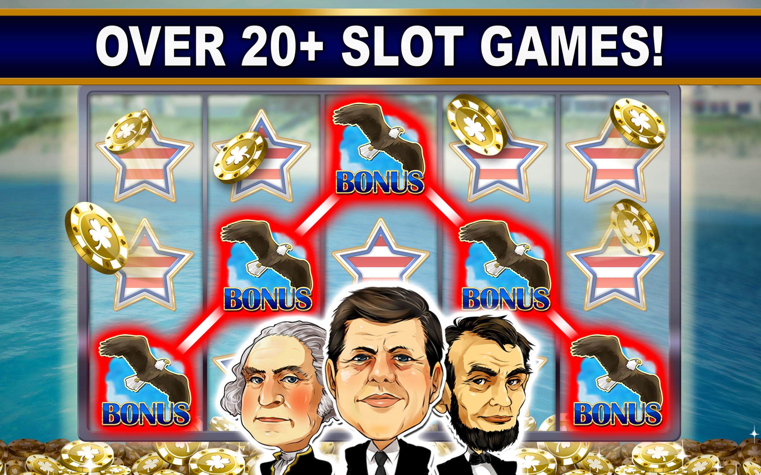 Clinton slots casino