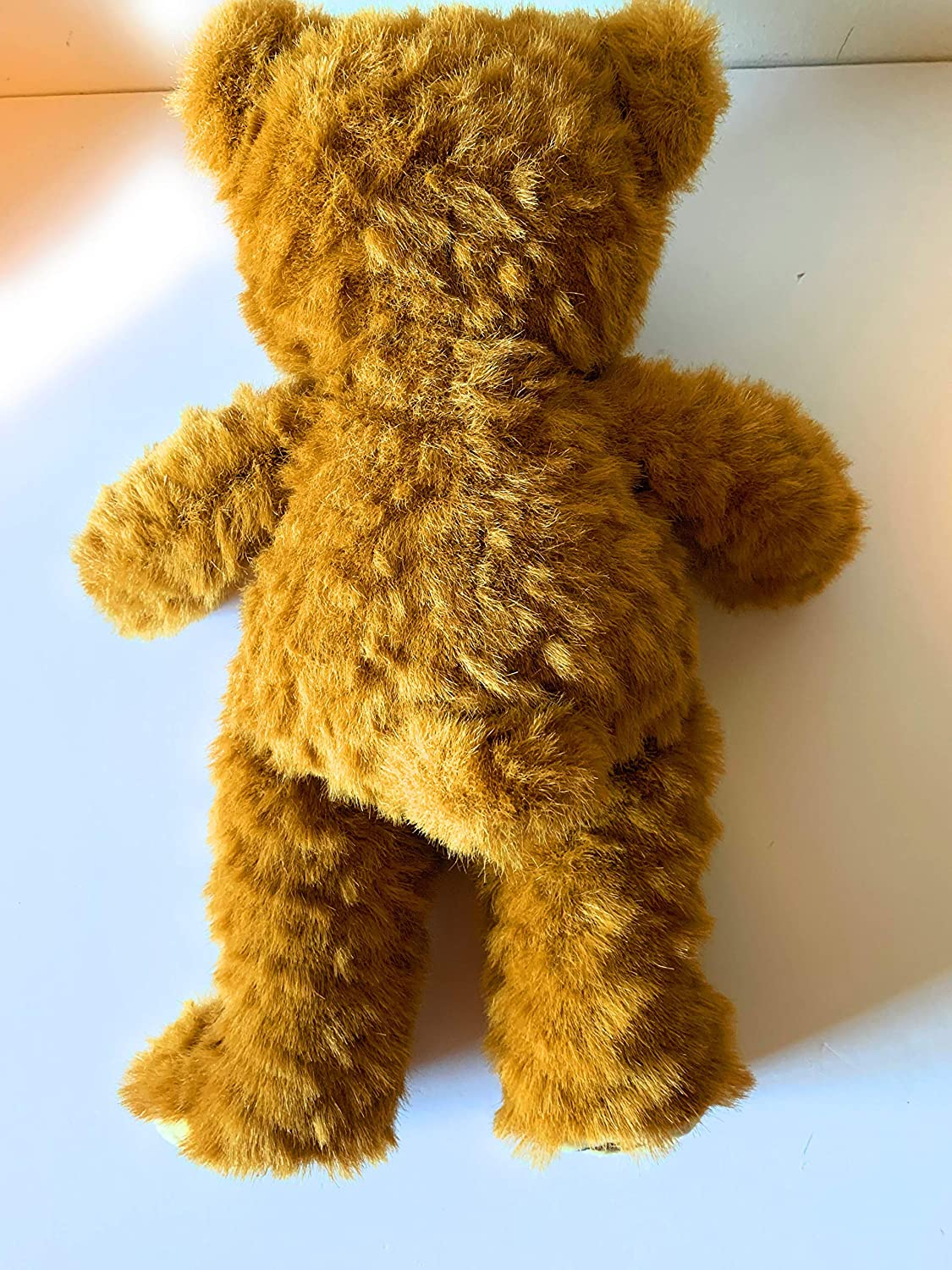 teddy bear Weighted stuffed animal washable weighted buddy 3 lbs sensory toy