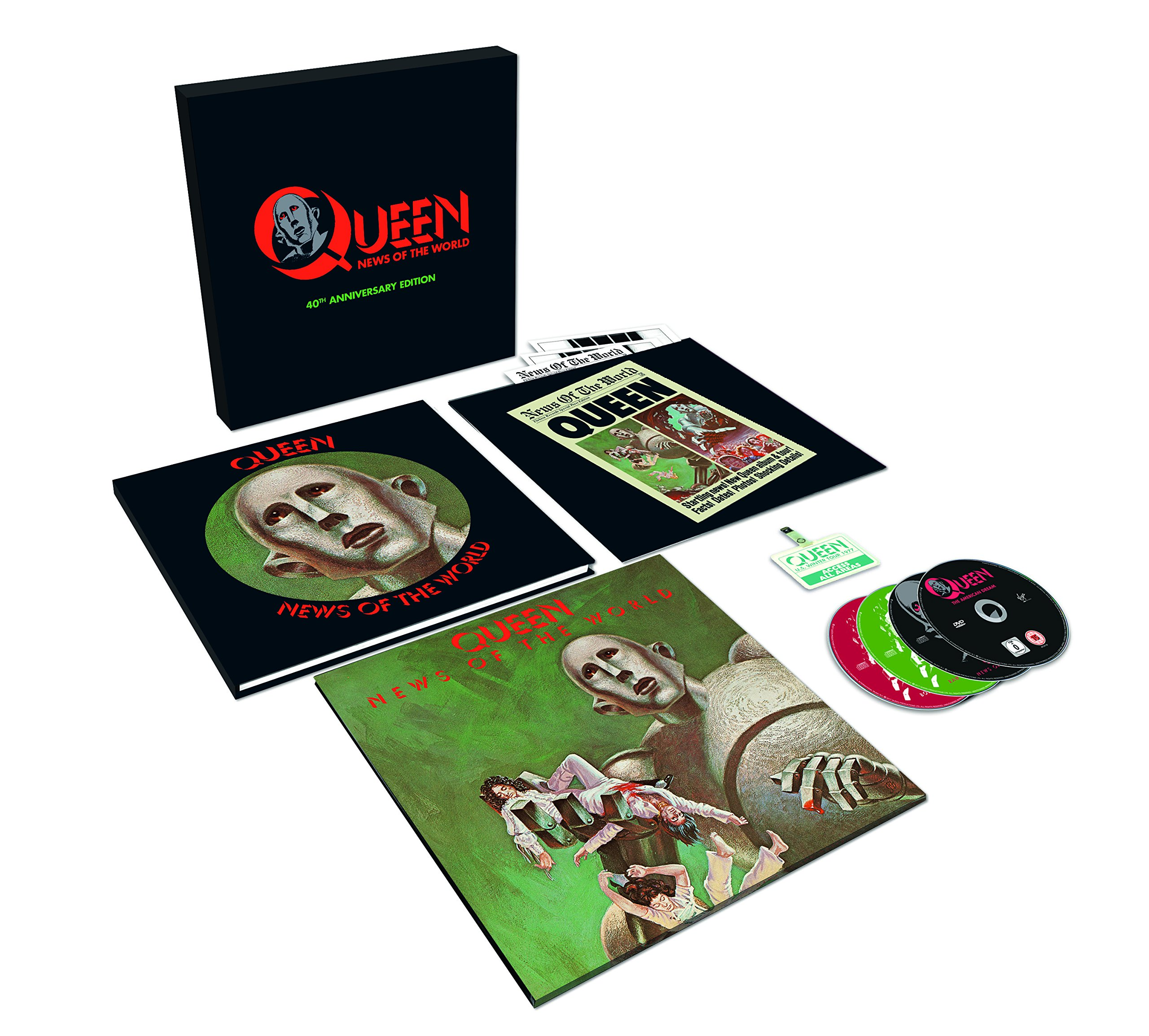 News of the World: 40th Anniversary Super Deluxe by Imports