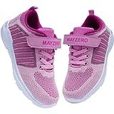 Bling Bo Kids Lightweight Breathable Running Sneakers Easy Walk Sport Casual Shoes for Boys Girls(Toddler/Little Kid/Big…