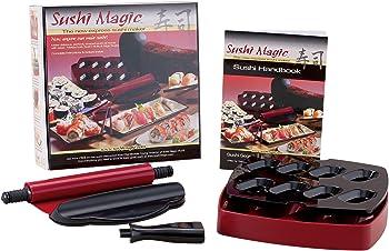 FOOD ADVENTURES 4 Pieces Sushi Making Kit