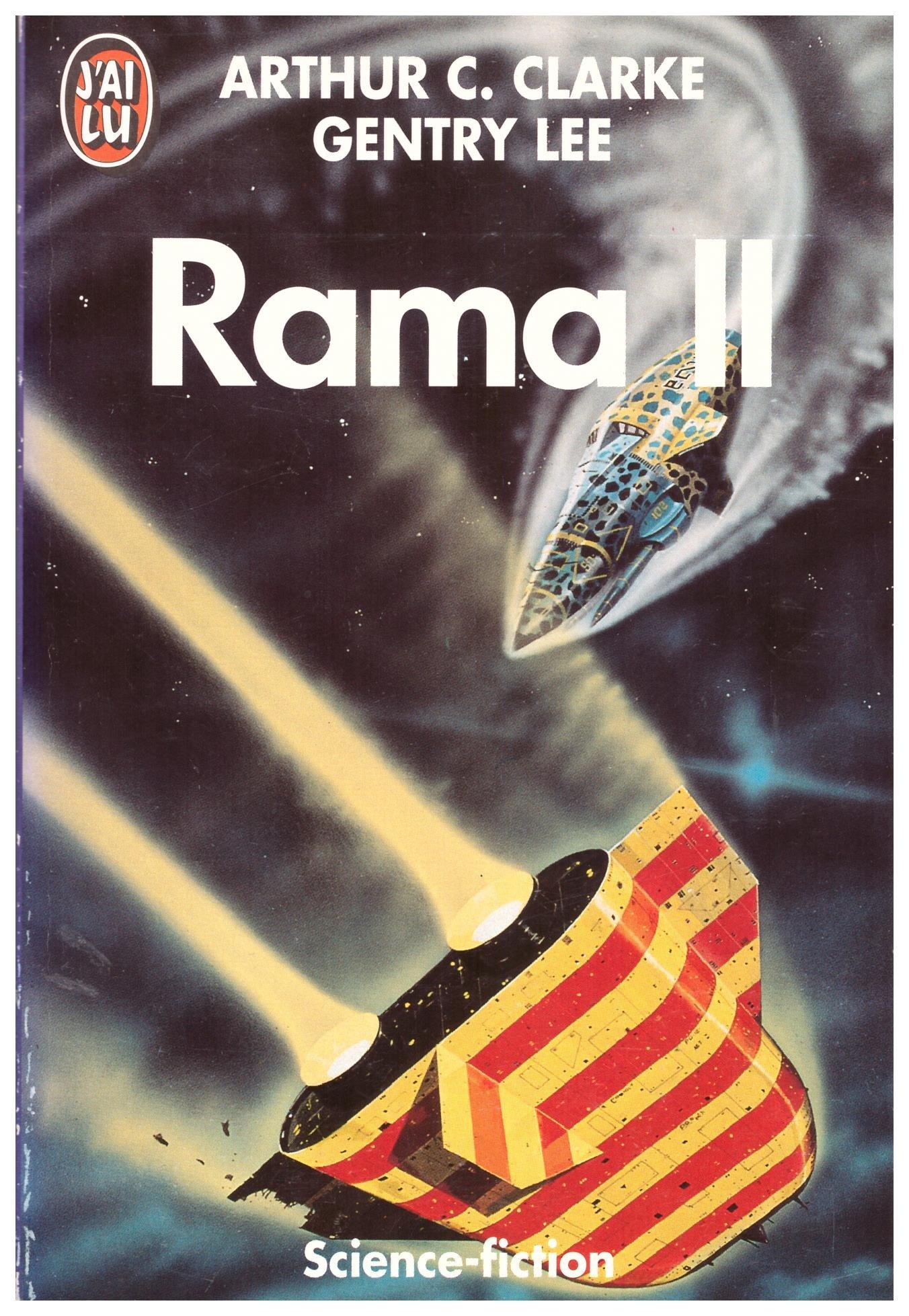 Couverture de Rama ii