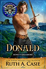 Donald: Pirates of Britannia Connected World (Sons of Sagamore Book 3) Kindle Edition