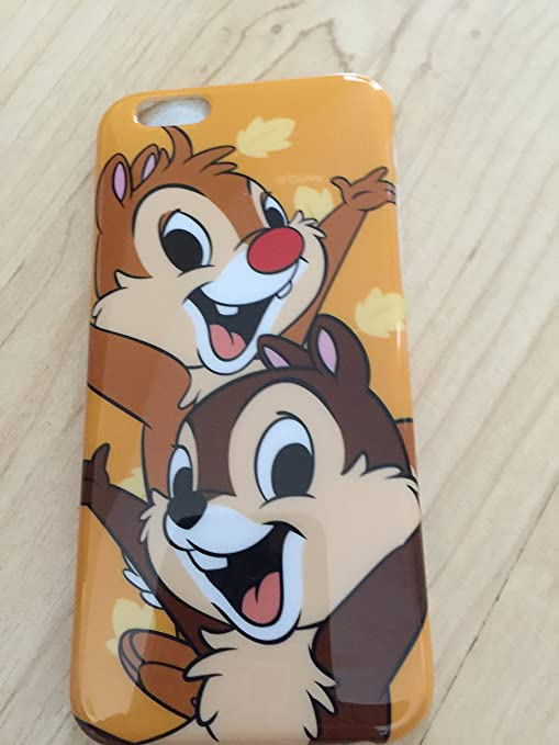 Amazon Com Iphone 6 6s Case Chip And Dale Iphone 6 6s Tpu Soft Case Ship From Ny 1 Everything Else