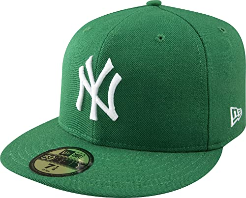 half off fcc6c c6d16 Amazon.com  New Era MLB Basic 59FIFTY Fitted Cap  Clothing