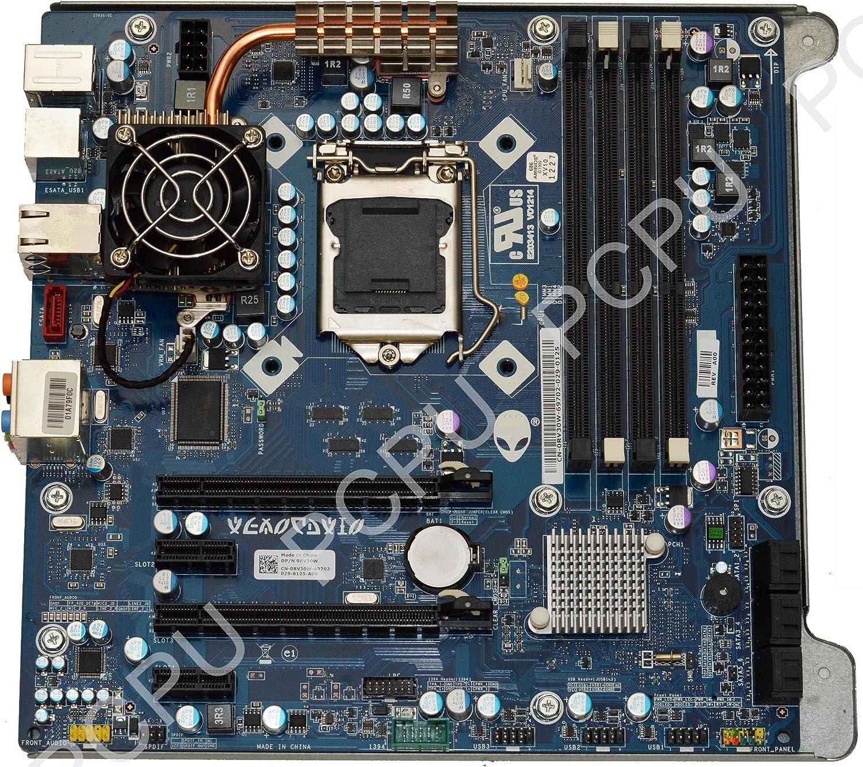 RV30W Dell Alienware Aurora R2 Intel Desktop Motherboard s1156