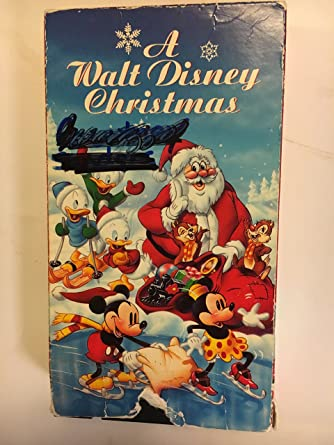 Amazon.com: A Walt Disney Christmas (VHS): Movies & TV
