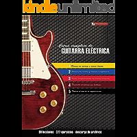 Curso completo de guitarra eléctrica: Método moderno