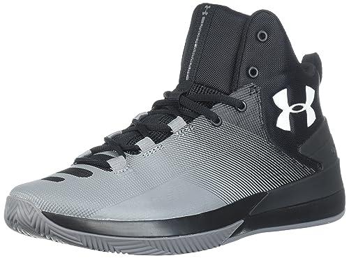Under Armour UA Rocket 3, Zapatos de Baloncesto para Hombre: Amazon.es: Zapatos y complementos