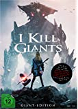 I Kill Giants (Sonderedition inkl. DVD, Blu-ray, Postkarten und Hardcover-Graphic Novel mit Variant Cover im Schuber) (Limitierte Edition) (exklusiv bei Amazon.de)