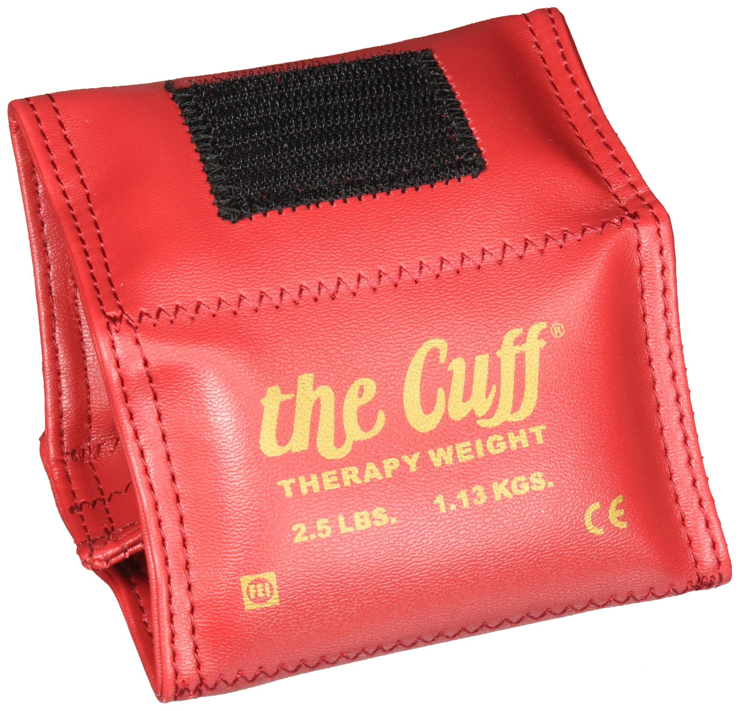Mann Balego Cuff Weight, Red, 2.5 lbs.