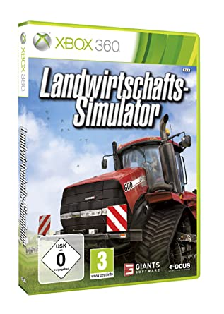 Landwirtschafts-Simulator 2013 (XBOX 360): Amazon de: Games