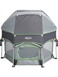 Graco Pack 'n Play Sport Outdoor Playard with Domed Canopy with UV Protection, Parkside