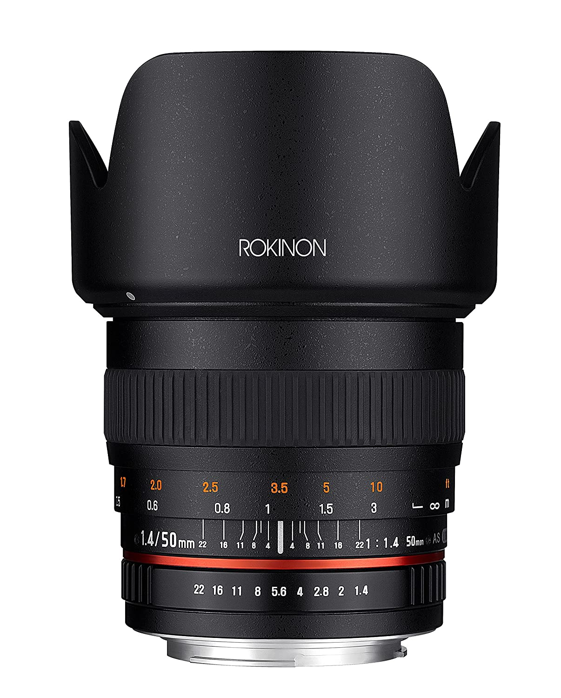 Rokinon 50mm F1.4 Lens