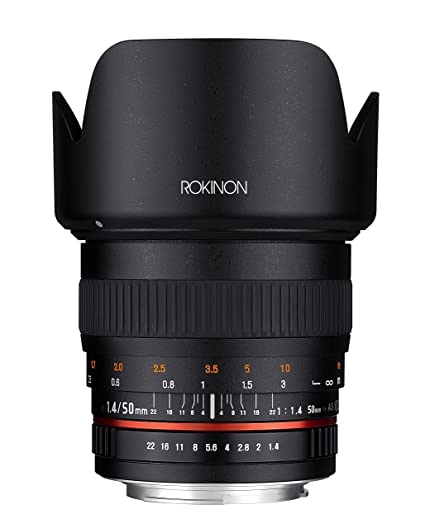 Review Rokinon 50mm F1.4 Lens