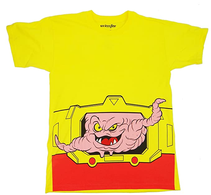Teenage Mutant Ninja Turtles Krang Costume T-shirt (Extra LargeYellow)  sc 1 st  Amazon.ca & Teenage Mutant Ninja Turtles Krang Costume T-shirt (Extra Large ...
