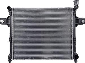 Spectra Premium CU2840 Complete Radiator