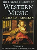 The Oxford History of Western Music, Vol. 6: Resources- Chronology, Bibliography, Master Index