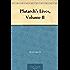 Plutarch's Lives, Volume II