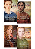 Heroines Behind the Lines Series (Set of 4 books)