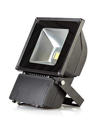 Hispania Foco LED 100W de consumo | 9000 lumens, luz fría 6000K