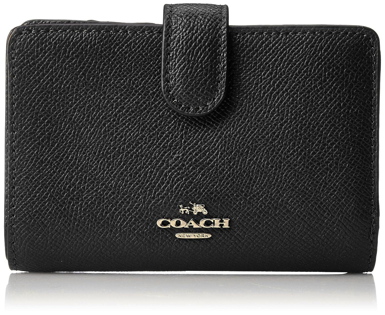 [コーチ] 二つ折り財布  COACH F11484 IMBLK [並行輸入品] B078W8CVKN ブラック ブラック