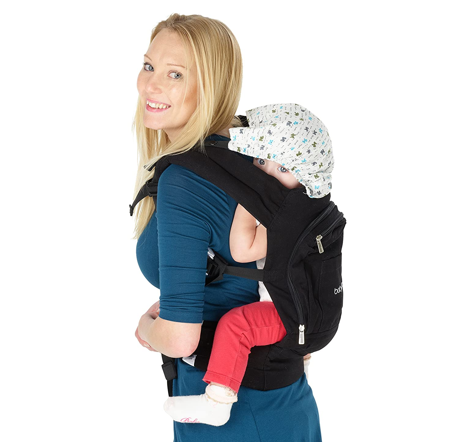 Amazon Ergonomic Baby Carrier Front and Back Carry