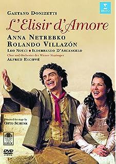 Donizetti - LElisir dAmore / Eschwe, Netrebko, Villazon, Wiener