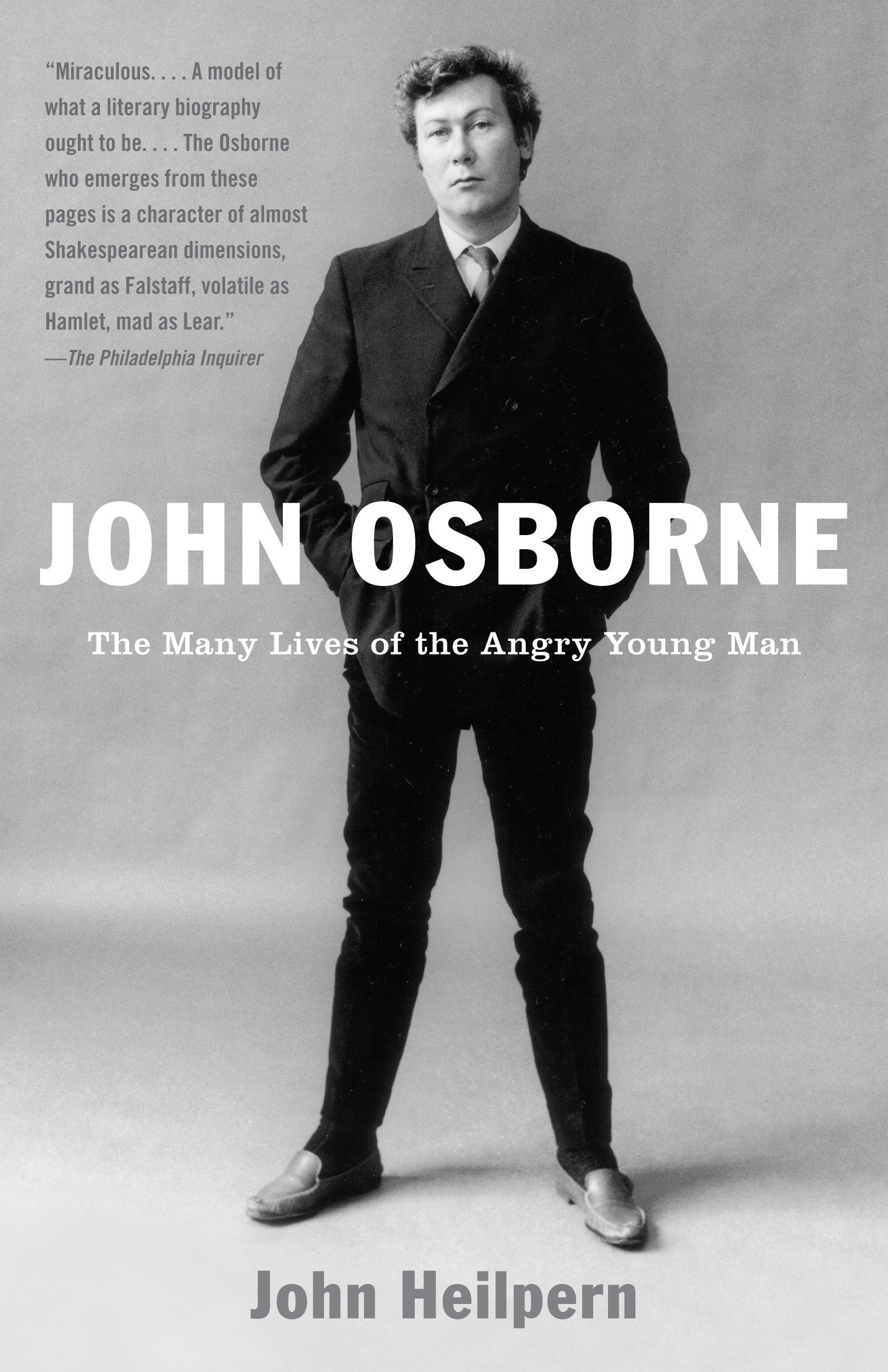 Read Online John Osborne: The Many Lives of the Angry Young Man pdf epub