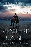 VENTURE Box Set: Books 1-3