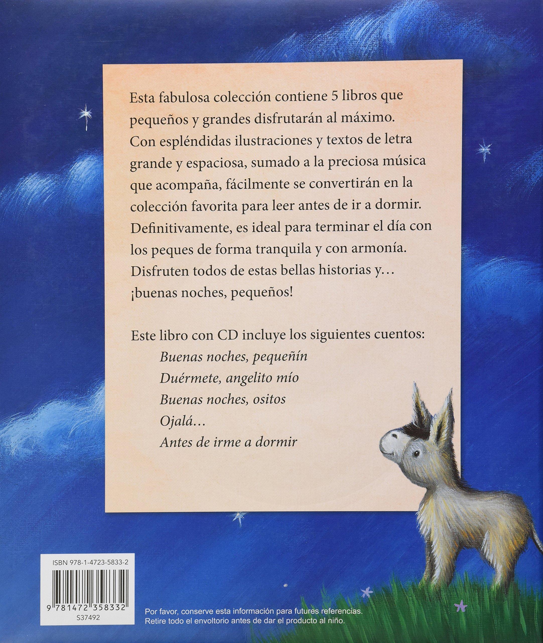 Tus cuentos de buenas noches (Spanish Edition): Parragon: 9781472358332:  Amazon.com: Books