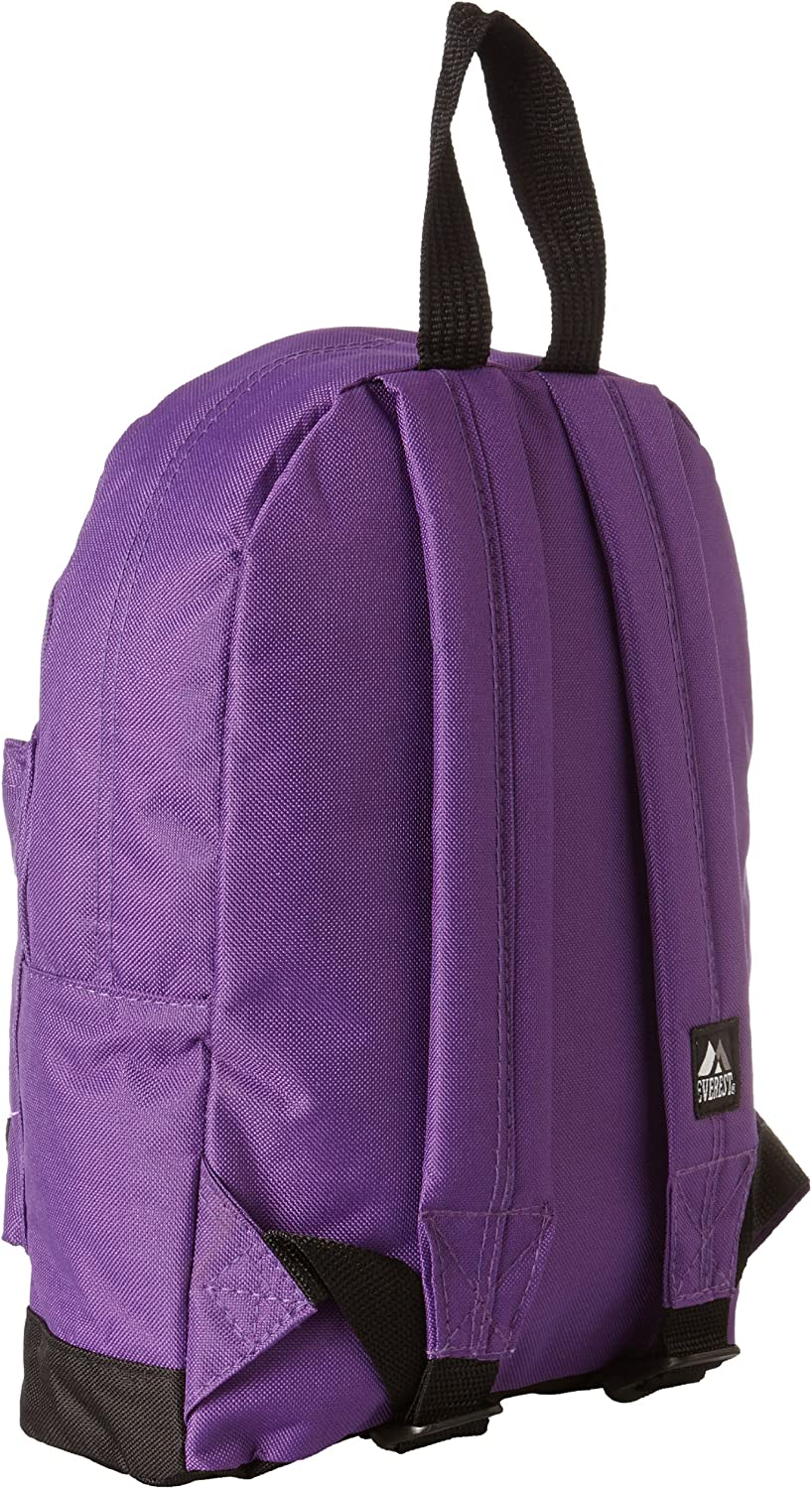 Perfect for Kids MONTOJ Dark Purple Hollow Out Pear Kids Rucksack Ideal Backpack for Children