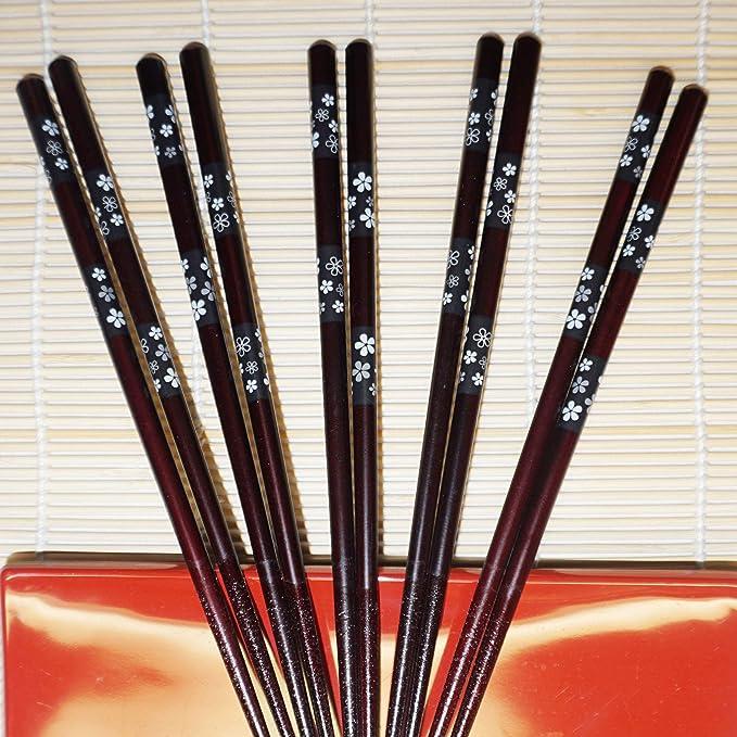 Amazon.com: Marca JapanBargain – Juego de palillos: Kitchen ...