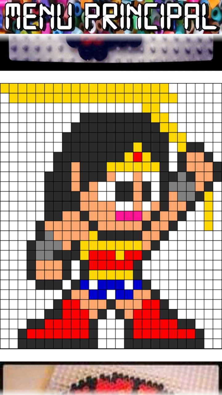 Amazon Perler Beads Templates Appstore For Android