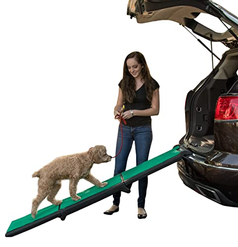 Pet Gear Travel Lite Ramp With supertraX Surface for Maximum Traction