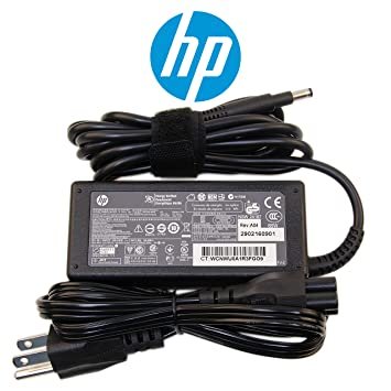 Amazon.com: Original HP 65 W Cargador de portátil para HP ...