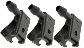 apdty 0356514 limpiaparabrisas boquilla Kit (paquete de 3 para seleccionar petrbilt HD camiones