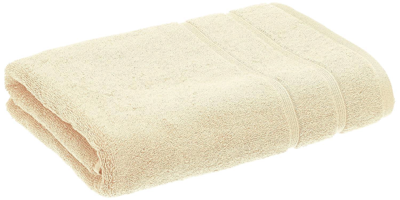framsohn 47000_ 704–80x 150cm Toalla de Ducha, algodón orgánico, Natural Cream, 75x 150cm FRKCF 47000_704-80x150cm