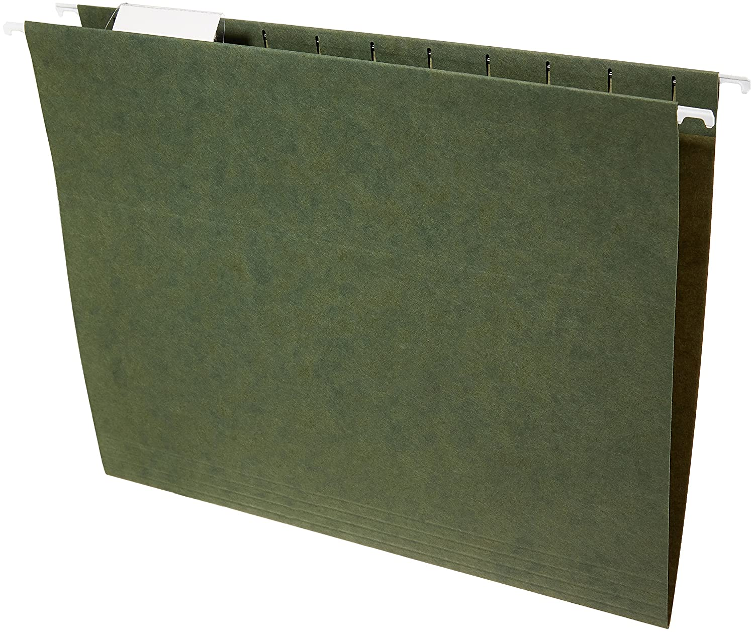 Amazon.com : AmazonBasics Hanging File Folders   Letter Size, Green,  25 Pack : Office Products