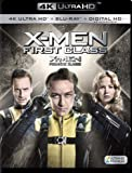 X-Men First Class (Bilingual) [4K UHD Blu-ray + Digital Copy]