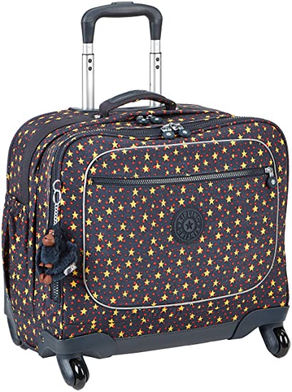 Kipling MANARY Bolsa Escolar, 42 cm, 26.5 Liters, (Cool Star Boy)