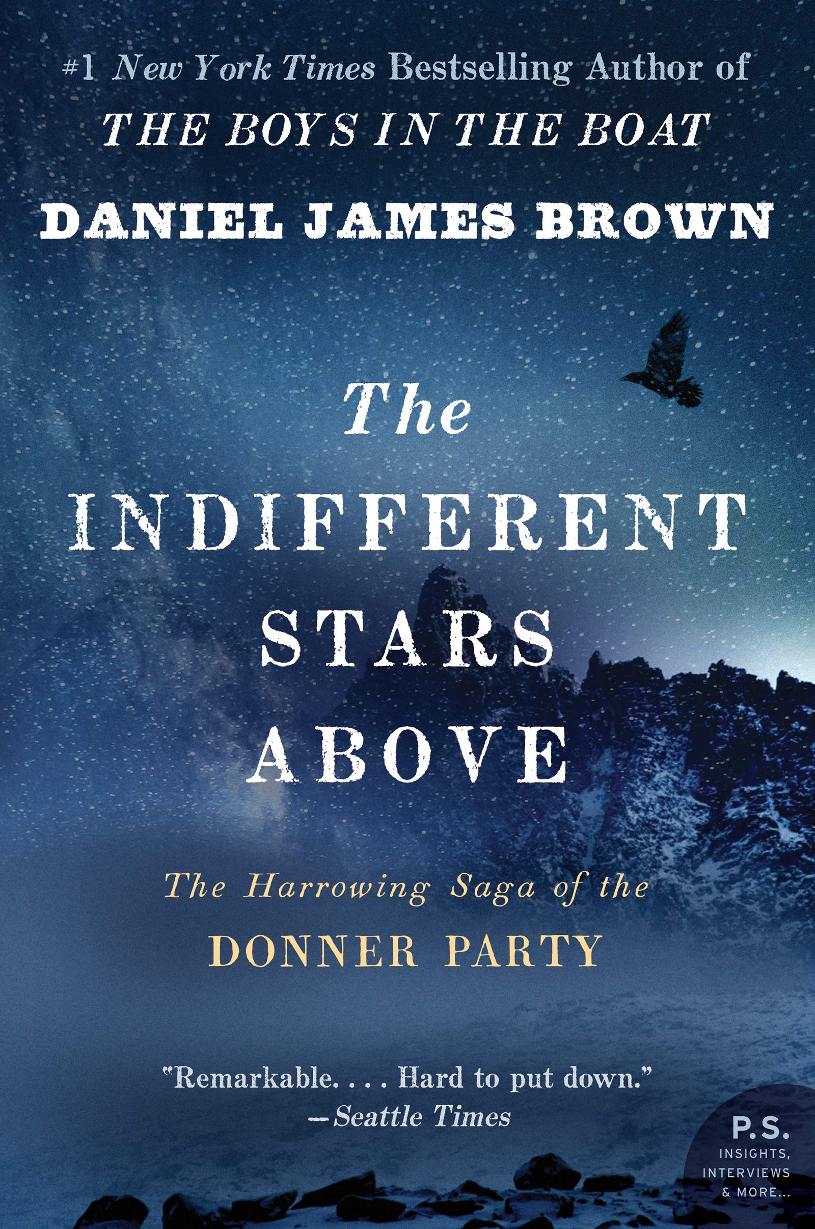 Image result for the indifferent stars above