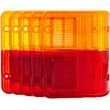 Uno Minda 6683-615 Tail Light Lens - RH- for Mahindra Pick-UP/Utility