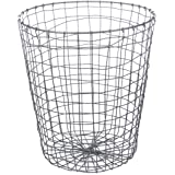 """Skalny 84719 15.75""""Dx18"""" Round Metal Wire Storage Basket"""